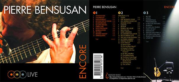 Encore album artwork